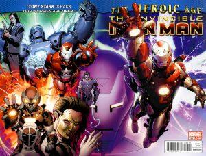 Invincible Iron Man #25 (2010)