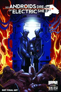 Do Androids Dream of Electric Sheep? #11 (2010)
