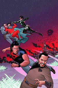 Adventure Comics #10 / 513 (2010)