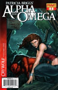 Patricia Briggs' Alpha and Omega Cry Wolf Volume One #1 (2010)
