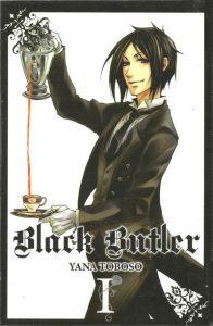 Black Butler #1 (2010)