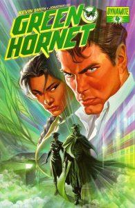 Green Hornet #4 (2010)