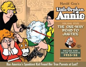 The Complete Little Orphan Annie #5 (2010)
