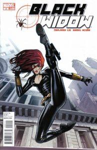 Black Widow #2 (2010)