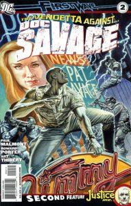 Doc Savage #2 (2010)