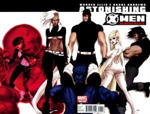 Astonishing X-Men: Xenogenesis #1 (2010)
