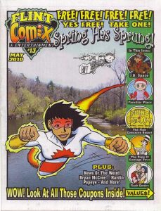 Flint Comix & Entertainment #13 (2010)
