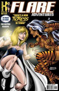 Flare Adventures #25 (2010)
