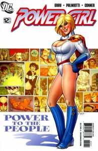 Power Girl #12 (2010)