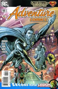 Adventure Comics #11 / 514 (2010)
