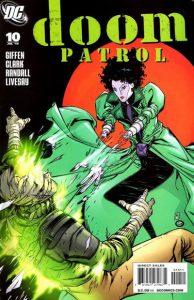 Doom Patrol #10 (2010)