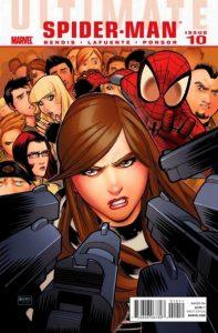 Ultimate Comics Spider-Man #10 (2010)