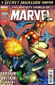 The Mighty World of Marvel #8 (2010)