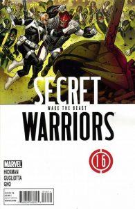 Secret Warriors #16 (2010)
