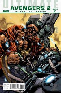 Ultimate Avengers #8 (2010)