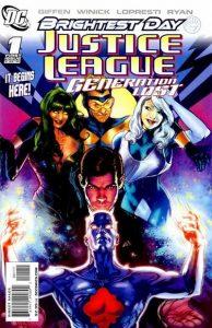 Justice League: Generation Lost #1 (2010)