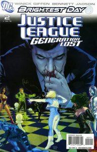 Justice League: Generation Lost #2 (2010)