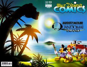 Walt Disney's Comics and Stories #707 (2010)