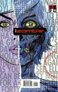 I, Zombie [iZombie] #1 (2010)