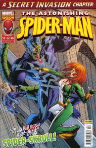 Astonishing Spider-Man #12 (2010)