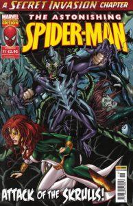 Astonishing Spider-Man #11 (2010)