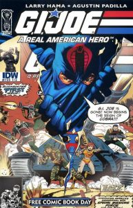 G.I. Joe: A Real American Hero #155 1/2 (2010)