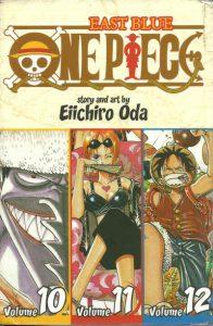 One Piece #10-11-12 (2010)