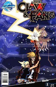 The Claw and Fang #2 (2010)