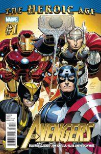 Avengers #1 (2010)