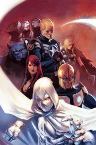 Secret Avengers #1 (2010)