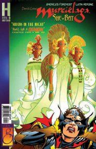 Murcielaga She-Bat #9 (2010)