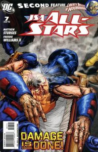 JSA All-Stars #7 (2010)