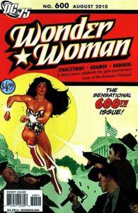 Wonder Woman #600 (2010)