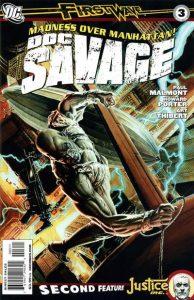 Doc Savage #3 (2010)