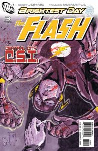 The Flash #3 (2010)