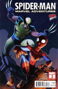 Marvel Adventures Spider-Man #3 (2010)