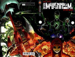 Critical Millennium: The Dark Frontier #1 (2010)