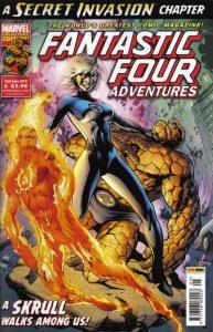 Fantastic Four Adventures #5 (2010)