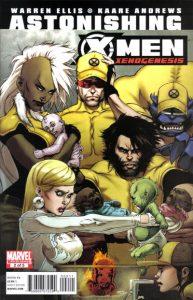 Astonishing X-Men: Xenogenesis #2 (2010)