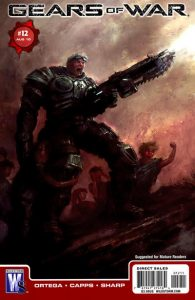 Gears of War #12 (2010)