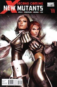 New Mutants #14 (2010)