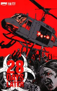 28 Days Later #12 (2010)