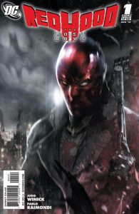 Red Hood: The Lost Days #1 (2010)
