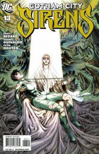 Gotham City Sirens #13 (2010)