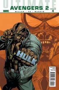 Ultimate Avengers #10 (2010)
