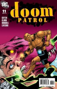 Doom Patrol #11 (2010)