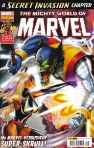 The Mighty World of Marvel #9 (2010)