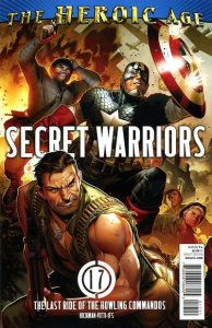 Secret Warriors #17 (2010)