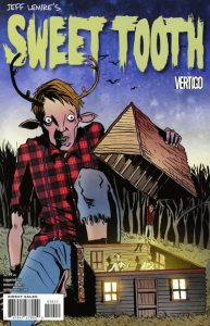 Sweet Tooth #10 (2010)