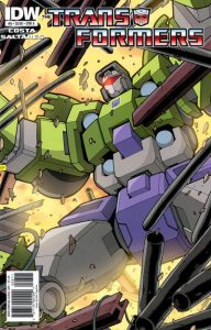 The Transformers #8 (2010)